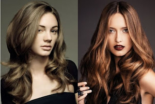 Long Hair color Trend 2012