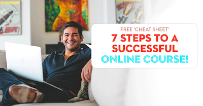 How Many Steps To An Online Success Story