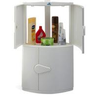Buy Nilkamal Corner Cabinet 2 Door & Rs. 150 Cashback Rs. 899 :Buytoearn