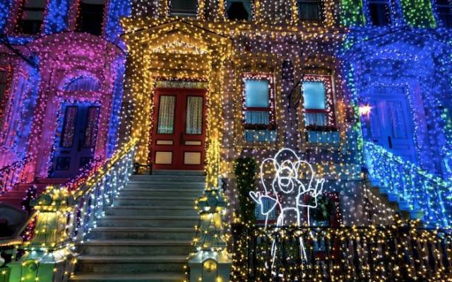 Luces de Navidad de todo el mundo