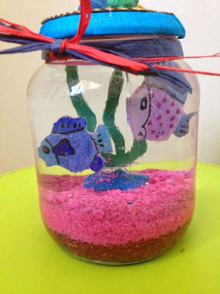 Les diy de fishounette bocal aquarium for Bocal aquarium