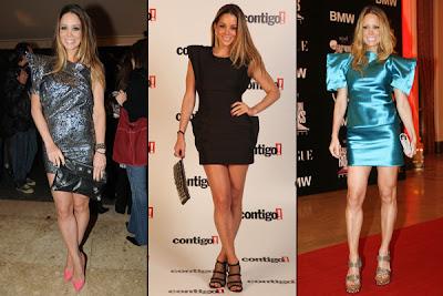 modelos de vestidos de atrizes