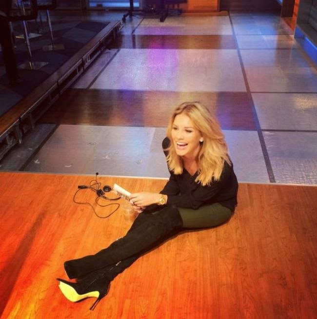 The appreciation of booted news women blog charissa thompson loves