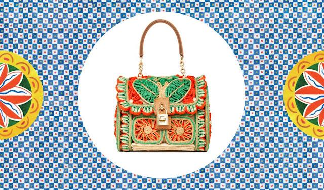 Dolce & Gabbana Sicilian Souvenirs spring summer 2013