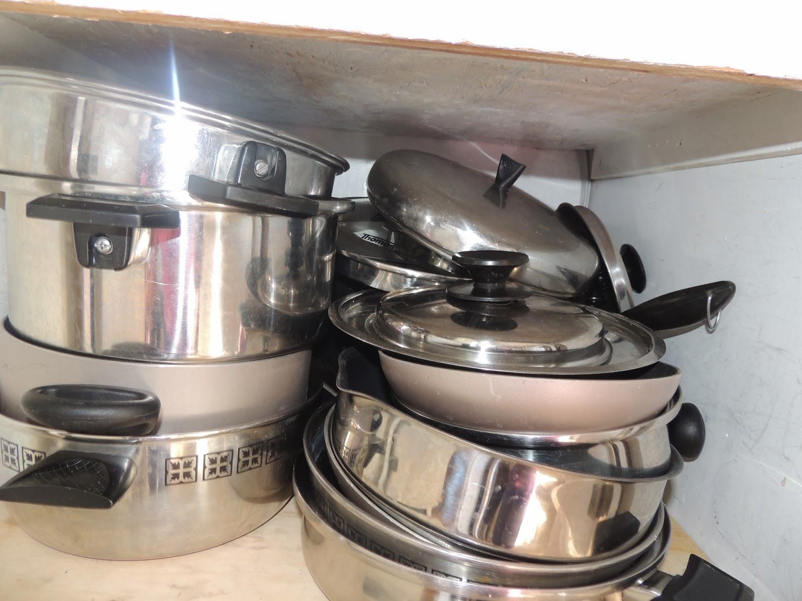 Pot Storage Solutions