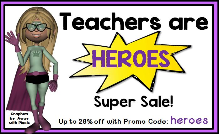 Super Heroes Sale