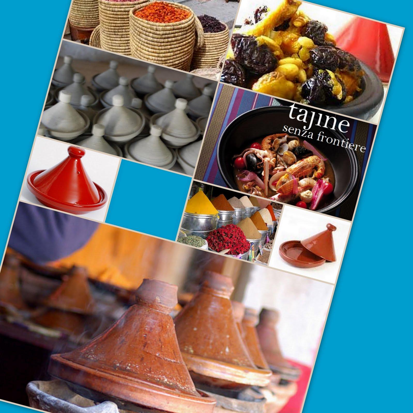 Atelier papille la base della cucina marocchina il tajine for Food and bar jine forbach