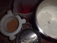 ingredientes de muselina