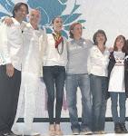Miguel Bosé apoya la paz en México