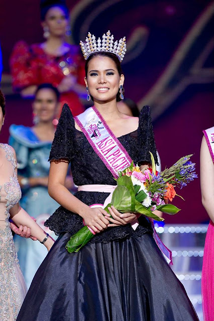 Mutya ng Pilipinas 2015 Grand Winners Leren Mae Bautista of Laguna