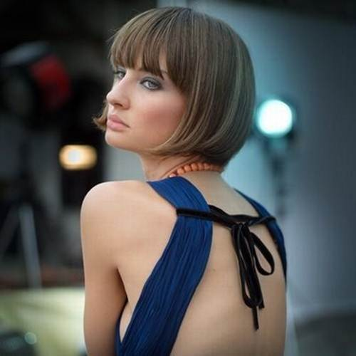 fall 2013 hairstyles for medium length hair on Trends: Bangs 2012 trends