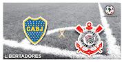 Nesta quartafeira (27), às 21h50, Corinthians e Boca Juniors pelo primeiro .