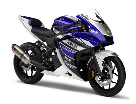 Yamaha R25 Specifications