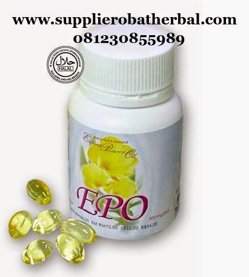 EVENING PRIMROSE OIL (EPO) M-PLAN | 081230855989 | jual agen herbal untuk ibu hamil dan menyusui