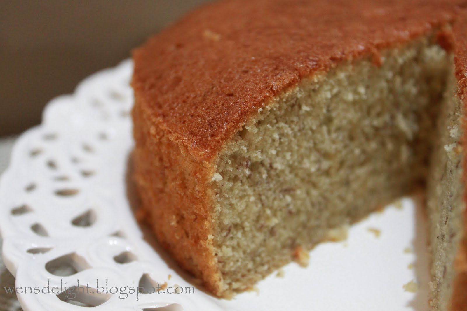 Homemade easy banana cake recipes