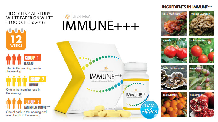 Ingrediente Immune+++