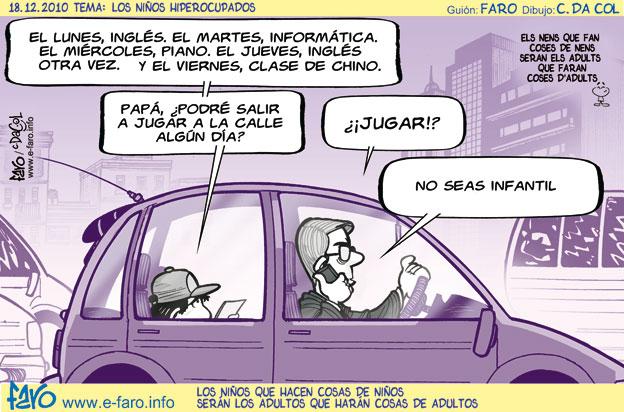 NIÑOS HIPEROCUPADOS