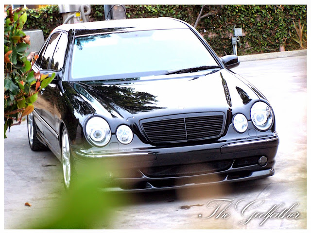 w210 black
