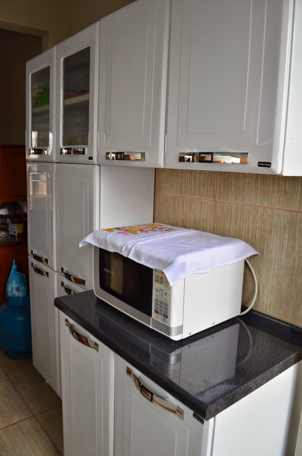 Armario De Cozinha Em Ao Colormaq Completo Cozinha Compacta