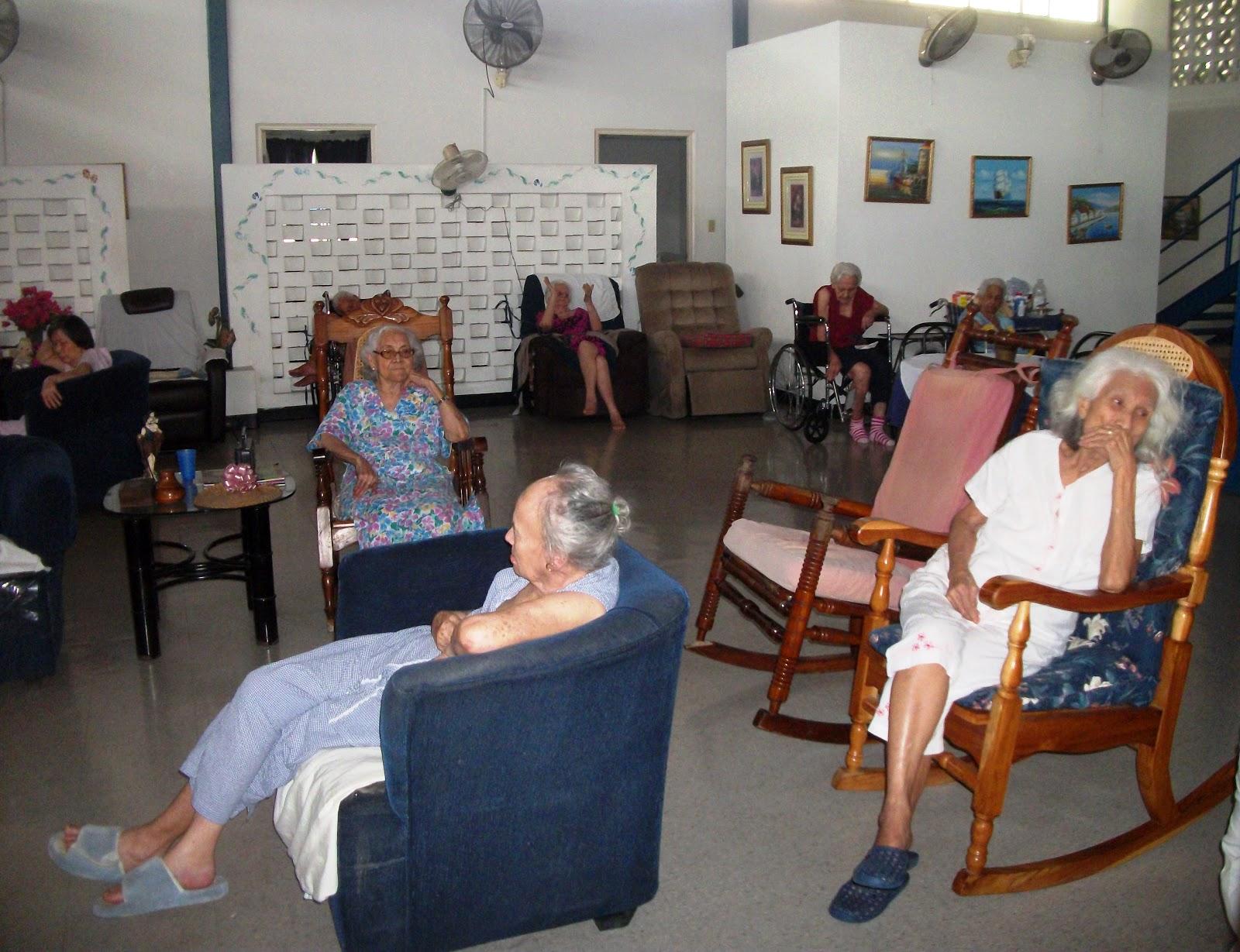 El asilo y sus vivencias - Casa para ancianos ...