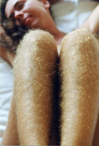 Beatiful, smart,and Black hairy legs are
