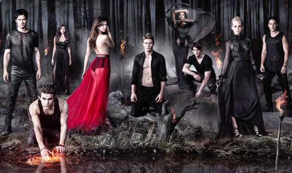 Vampire diaries season 8 premiere date in Perth