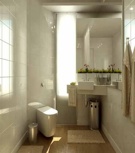 koleksi foto dekorasi kamar mandi minimalis modern
