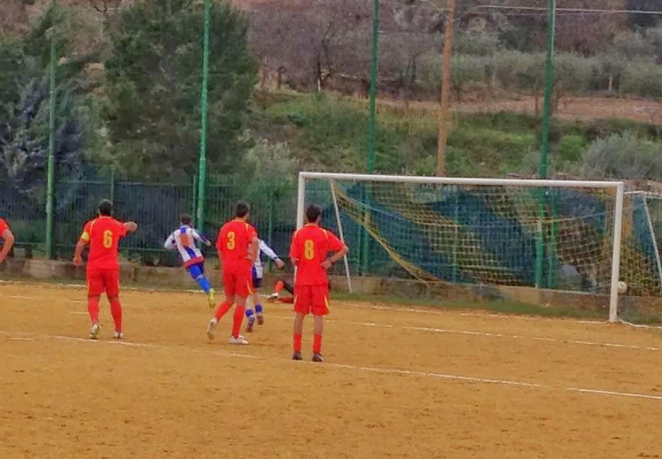Calcio. Il Corleone battuto 4-1 dalla Città di Agrigento