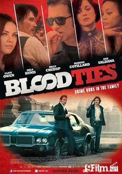 Blood Ties 2014 poster