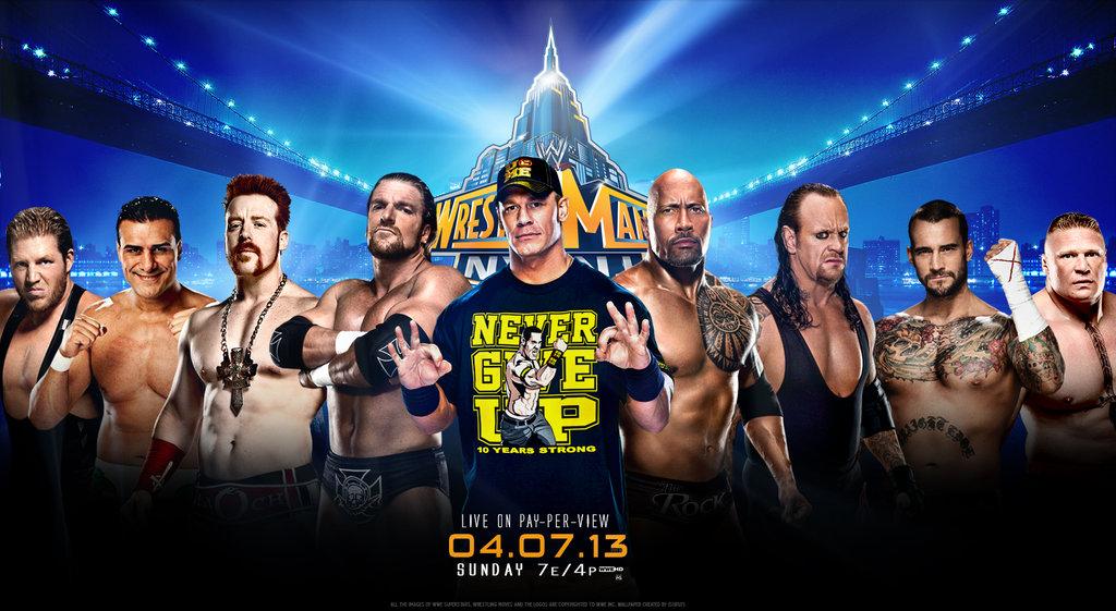 wrestlings last hope wrestle mania 29 predictions by