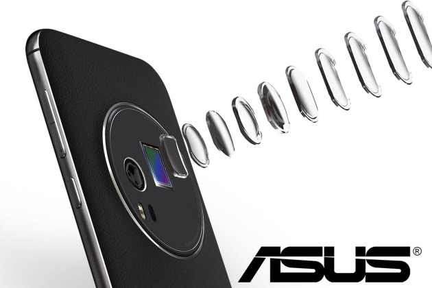Smartphone Zenfone Zoom: the champion of the photo Asus finally arrives in France