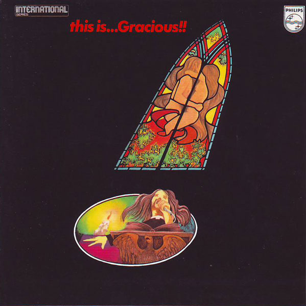 Gracious!! - This is Gracious!! album cover