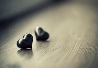 Two Hearts HD Love Wallpaper