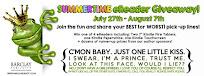 Summertime eReader Giveaway