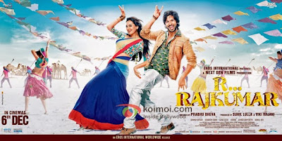 'R...Rajkumar' Movie Review
