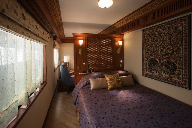 Suite of Maharajas' Express