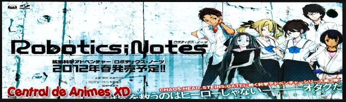 Assistir -  Robotics;Notes - Episódio 02 - Online