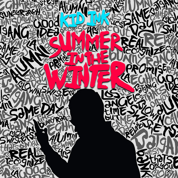 Kid Ink - Summer in the Winter Cover