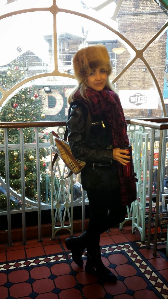 Urban style Camden Market