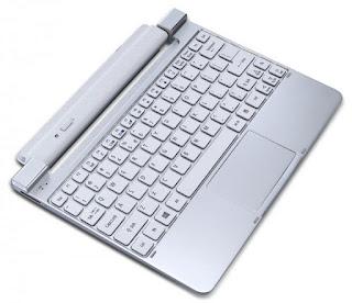 Keyboard Docking Acer Iconia W510 PC Tablet - Berita Gadget