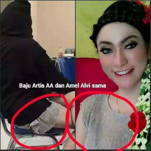 Kumpulan Gambar Meme Lucu Terkait Kasus Prostitusi Inisial 'AA' Amel Alvi