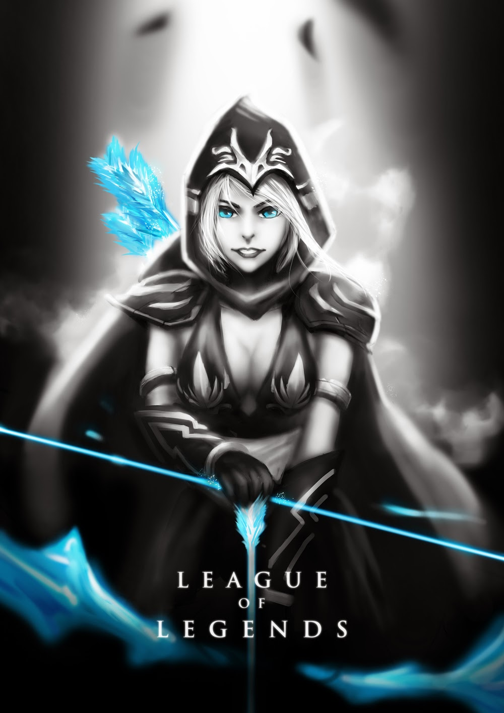 League of Legends wallpaper by Wacalac on deviantART