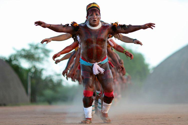 Maria Jose: Tribu Yawalapiti, una comunidad nativa perdida