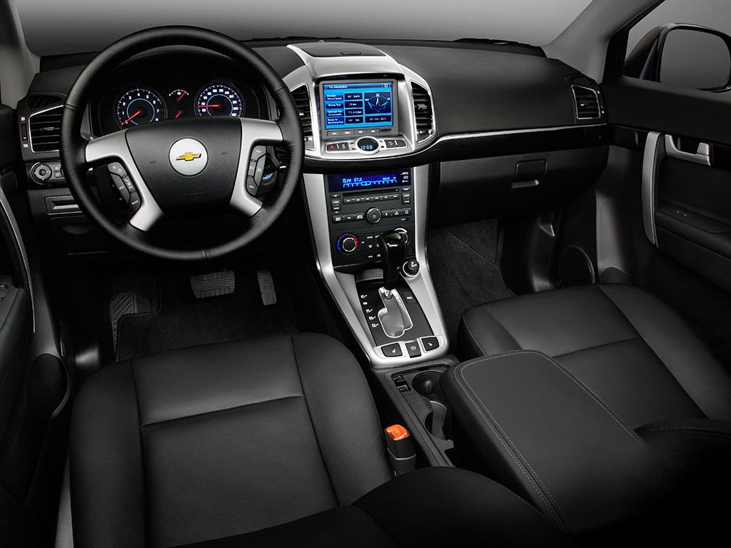 Chevrolet Captiva 2016 Interior | 2017 - 2018 Best Cars Reviews