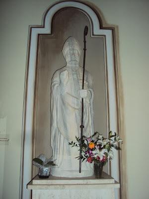 statua San Nicolò