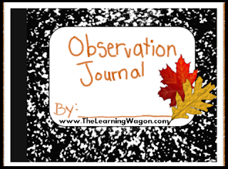 https://www.teacherspayteachers.com/Product/Observation-Journal-Fall-Tree-Leaf-2025027