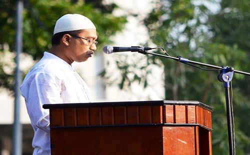 Contoh Teks Khutbah Idul Adha Bahasa Sunda