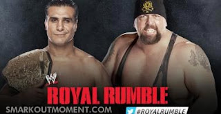 Watch WWE Royal Rumble World Heavyweight Championship Match Online Big Show vs Alberto Del Rio