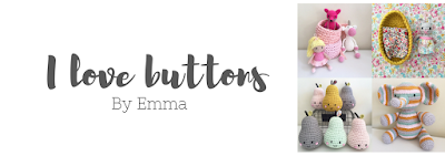 I Love Buttons By Emma