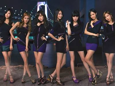 SNSD -7integrantes